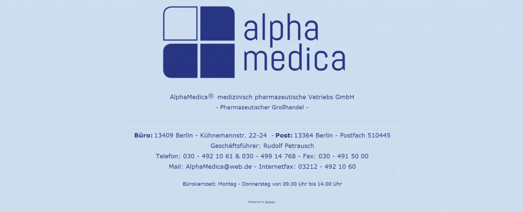Alphamedica